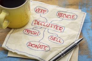 get rid of junk